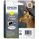 Картридж Epson T13044010 Stylus SX525WD/620FW/BX320FW/525WD/625FWD yellow