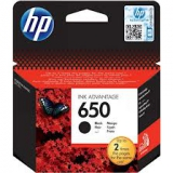 Картридж HP DJ CZ101AE №650 для HP Deskjet Ink Advantage 2515/3515 black