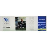 Картридж HP LJ Pro MFP M125/M127 CF283A 1500стр (NV-Print)