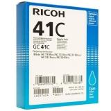 Картридж Ricoh Aficio SG 3110DN/ 3110DNw/3100SNw/3110SFNw голубой GC 41C (405762)