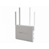 Маршрутизатор Keenetic Giga (KN-1010) 802.11ac/n/b/g 1300Mbps, 4x10/100/1000 LAN, 1x10/100/1000/SFP WAN, 1xUSB 2.0, 1xUSB 3.0, четыре антенны 5dBi