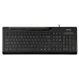 Клавиатура A4TECH KD-800 USB (черная)