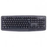 Клавиатура Genius KB-110XPS/2 black, color box.