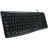 Клавиатура Logitech K120 Black USB (920-002522)