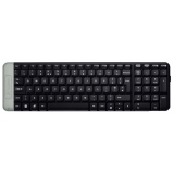 Клавиатура Logitech K230 Wireless Black USB (920-003348)