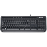 Клавиатура Microsoft Wired Keyboard 600 Black USB RTL (ANB-00018)