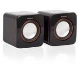 Колонки Defender SPK-530 (2.0) 2x2Вт, пластик, черные, питание USB