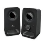 Колонки Logitech Z150 (2.0) 2x1.5Вт, пластик, черные (980-000814)