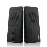 Колонки Velton VLT-SP209 (2.0) 2x1Вт черные, питание USB
