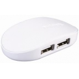 Концентратор D-Link DUB-1040 4 порта USB 2.0