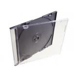Контейнер 1 DVD прозрачный