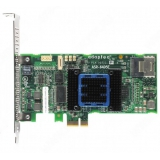 Контроллер PCI-E x1 Adaptec ASR-6405E 4xSAS, RAID 0,1,10,1E 128Mb, LP (KIT) (2271700-R)