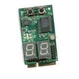 Контроллер PCI индикатор POST-кодов CHM-002