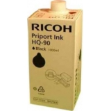 Краска Ricoh Priport HQ90 (CPI-12) черная HQ7000/9000 (817161) (o) (1шт)