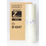Мастер-пленка Riso EZ/MZ/RZ, Z-type 77 (220 матриц А3, для высокого качества) (S-4247)