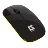 Мышь DF NetSprinter 440 USB черная, кабель 0.9м (52440)