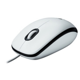 Мышь Logitech M100 Optical white USB (910-001605) Rtl