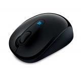 Мышь Microsoft Mobile Mouse Sculpt беспроводная USB (43U-00020) розовая