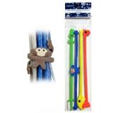 """Набор фиксаторов кабелей для кабелей """"Зоопарк"""""""