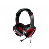 Наушники A4TECH Bloody G501 (дуговые закрытого типа с микрофоном) black