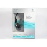 Наушники Logitech Headset H600 Wireless (открытого типа с микрофоном) (981-000342)