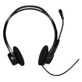 Наушники Logitech PC Headset 960 USB (открытого типа, с микрофоном) (981-000100)