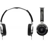 Наушники Soundtronix S-005 (дуговые закрытого типа с микрофоном на проводе) черные