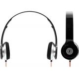 Наушники Soundtronix S-200 (дуговые закрытого типа с микрофоном на проводе) черные