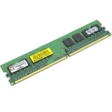 Память DIMM DDR2 PC-6400 2Gb Kingston (KVR800D2N6/2G)
