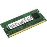 Память SoDIMM DDR3L PC-12800 4Gb Kingston (KVR16LS11/4)