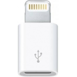 Переходник Apple Lightning to Micro USB Adapter (MD820)