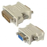 Переходник DVI/VGA (29M/15F)