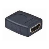 Переходник HDMI/HDMI (19F/19M) позолоченные контакты, вращающийся на 180 градусов (Gembird A-HDMI-FFL2)