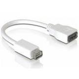 Переходник Mini-DVI/HDMI (32M/19F) 0.2м