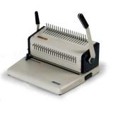 Переплетчик Office Kit B2115 A4/перф.15л.сшив./макс.500л./пластик.пруж. (6-51мм)