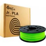 Пластик PLA сменная катушка для Junior, Neon Green (неоновый зеленый), 600гр