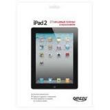 Пленка защитная для Apple iPad 2/3 GINZZU (глянцевая, 2 шт.) (GS-751C)