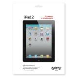 Пленка защитная для Apple iPad 2/3 GINZZU (матовая + глянцевая) (GS-751B)