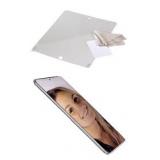 Пленка защитная для Apple iPad 2/3 Hama Mirror (зеркальный эффект, c салфеткой из микрофибры) (H-107813)