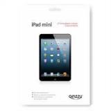 Пленка защитная для Apple iPad Mini GINZZU (глянцевая, 2 шт.) (GS-651C)