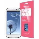 Пленка защитная для Samsung Galaxy SIII SGP Steinheil Ultra Nano Clear (SGP09268)