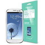 Пленка защитная для Samsung Galaxy SIII SGP Steinheil Ultra Nano Optics (SGP09316)