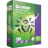 ПО Антивирус Dr Web Security Space 1ПК 1год BOX (BHW-B-12M-1-A3)
