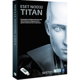 ПО Антивирус NOD32 Titan 3ПК 1год + 1 Mobile BOX (NOD32-EST-NS(BOX2)-1-1 )