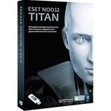 ПО Антивирус NOD32 Titan (ESETNOD32SmartSecurity 3ПК 1год)