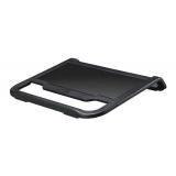 """Подставка под ноутбук DEEPCOOL N300 Black вентилятор (200мм) до 15.4"""", USB BOX"""