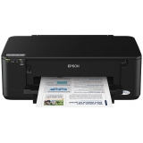 Принтер Epson Stylus Office B42WD A4 Duplex WiFi Black (C11CA77311)### Ремонт 063184