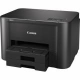 Принтер струйный цветной Canon MAXIFY iB4140 (A4, LAN, Wi-Fi, цветная бизнес-печать, эконом. ресурс черного картриджа до 2500 стр.) (0972C007)