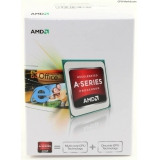 Процессор AMD A4 4000 (BOX) S-FM2 3.0GHz/1Mb/65W 2C/HD7480D