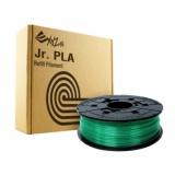Пластик PLA сменная катушка для Junior, Clear Green (темно-зеленый), 600гр